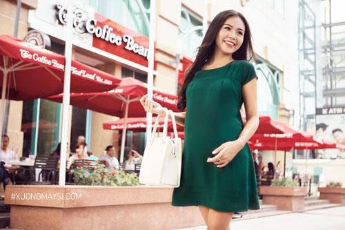 Đầm bầu Celenamom vô cùng thời trang và sang trọng dành cho các mẹ bầu của chúng ta