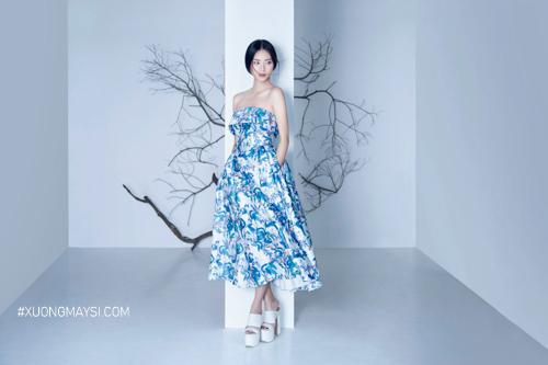 Thiết kế đầm dạ hội mang đến sự hiện đại và thanh thoát dành cho nữ