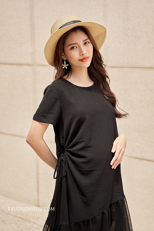 Đầm bầu Anna Nina - Đầm bầu đáp ứng phong cách trẻ trung, thoải mái cũng như thời trang cho các mẹ bầu hiện nay