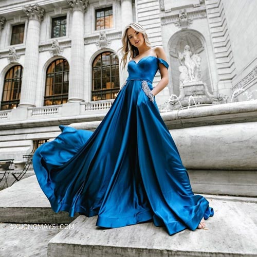 Chiếc đầm dạ hội cao cấp sẽ làm cho người phụ nữ của chúng ta trở nên ấn tượng hiện đại và mang vẻ đẹp khác biệt trước đám đông