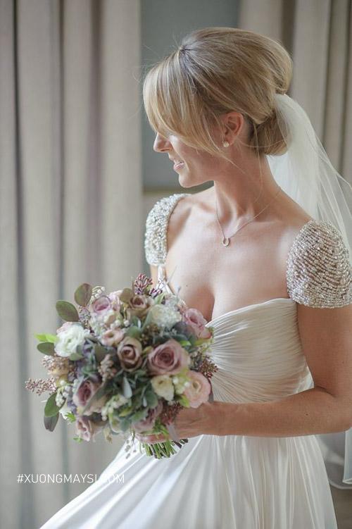 Nàng nên cân nhắc thời điểm thuê váy cưới phù hợp