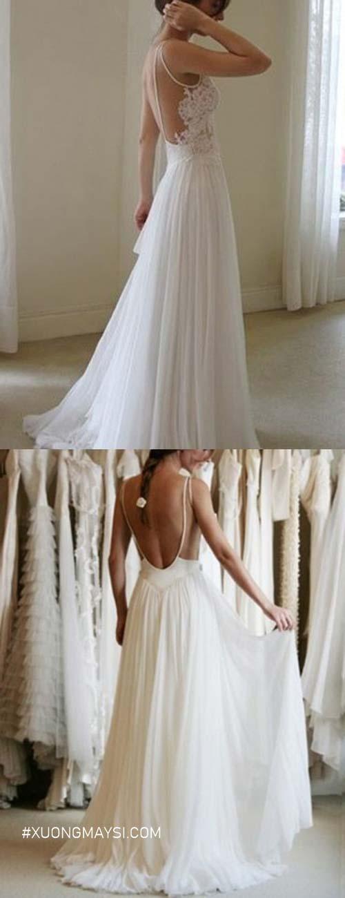 Hãy tham khảo qua ý kiến của chuyên gia tư vấn để chọn cho mình chiếc váy cưới phù hợp