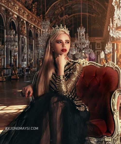 Đầm công chúa cực kỳ hiện đại và quý phái dành cho các mỹ nhân