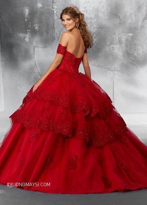 Nàng liệu có muốn hóa thân thành một nàng công chúa lửa trong ngày cưới