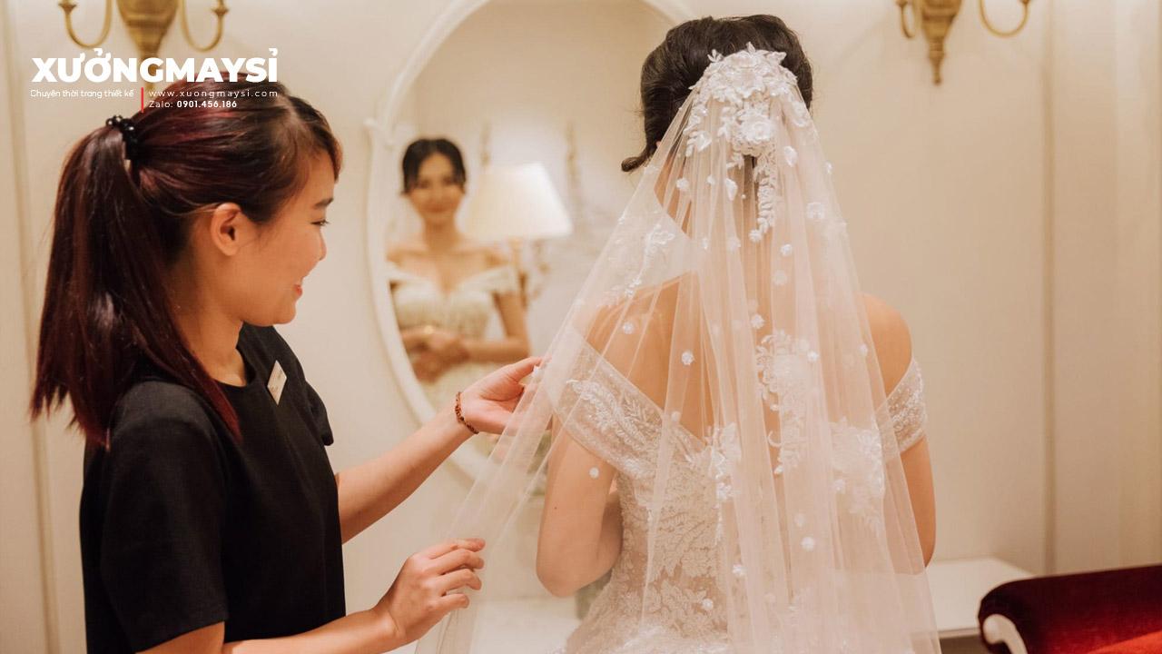 Mẹo chọn váy cưới và những dáng váy cưới phù hợp cho ngày trọng đại mà nàng dâu nên biết